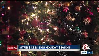 Listening to Christmas music too early can cause stress - Video