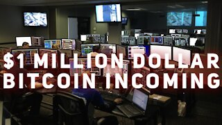 $1 Million Dollar Bitcoin Incoming! - Yes It Can Happen. Watch how