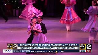 The Nutcracker tradition continues at The Lyric
