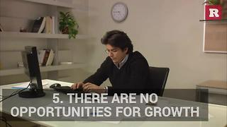 8 Signs it's time for a new job | Rare News - Video