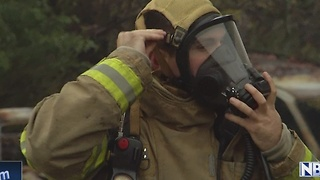 Hidden Threat: Firefighters face High Cancer Risk - Video