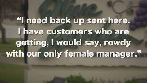 Olive Garden 911 call offers different take on racial incident