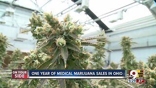 Ohio reaches first year of state medical marijuana sales