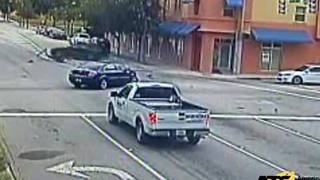2016's Worst Red-Light Runners in Florida - Video