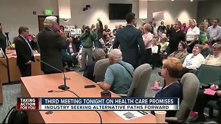 Obamacare debate continues in Tampa Bay Area - Video