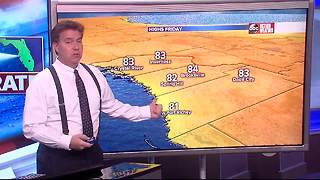 Florida's Most Accurate Forecast with Denis Phillips on Thursday, November 2, 2017