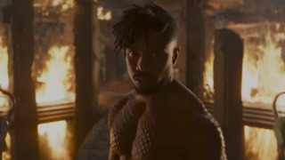 Who in the World is Erik Killmonger, the Upcoming Villain in Marvel's Black Panther? - Video