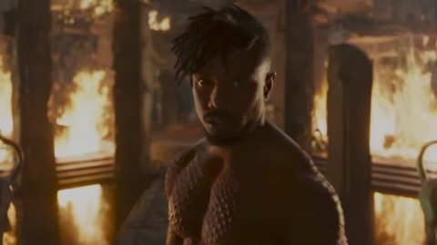 Who in the World is Erik Killmonger, the Upcoming Villain in Marvel's Black Panther?