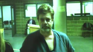 Mark Redwine Bellingham, Washington court appearance - Video