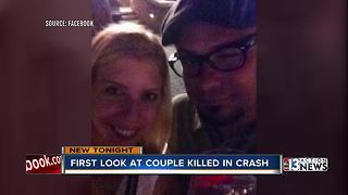 Couple killed in fatal crash on Wednesday - Video