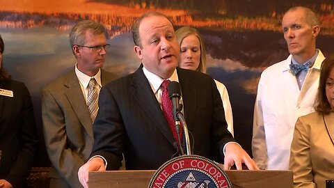 Colorado governor declares state of emergency to increase COVID-19 testing, implement paid sick leave