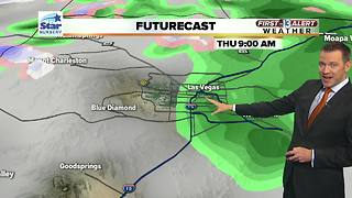 13 First Alert Las Vegas Weather for March 15 Morning - Video