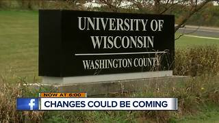 UW president wants to merge four-year, two-year campuses - Video