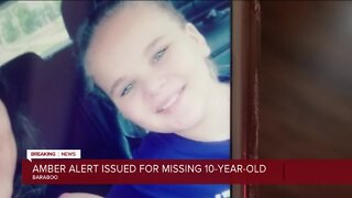 Amber Alert issued for missing 10-year-old girl from Baraboo