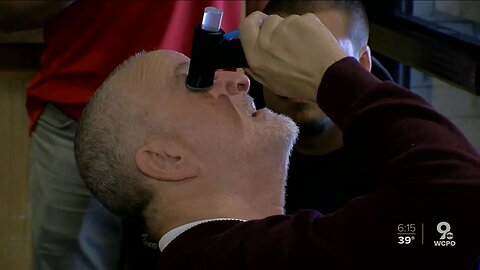 Homefront: UC students work with veterans to design a better eye-dropper
