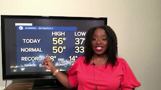 7 First Alert Forecast 11p.m. Update, April 4