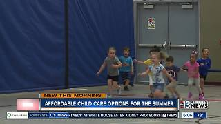 Affordable child care options for the summer - Video