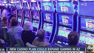 New casino plan between Ducey, tribes could expand gaming - Video