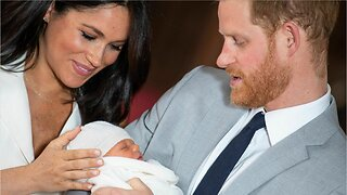 Meghan Markle and Prince Harry announce baby's name