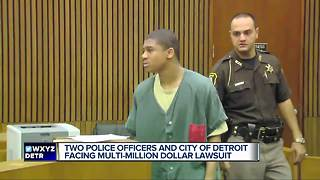 Wrongfully convicted man brings civil complaint against Detroit and cops - Video