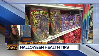Halloween Health Tips:  Avoiding the Sugar Rush - Video