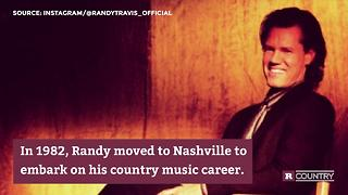 Randy Travis through the years | Rare Country - Video