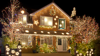 The Story Behind the Tradition of Hanging Christmas Lights - Video