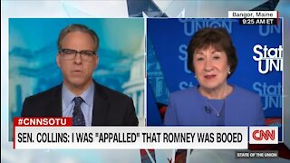 RINO Praises Romney And Bashes Republicans For Booing Him