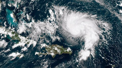 Hurricane Dorian Expected To Intensify Before Reaching Florida