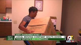Don't let moving company leave you stranded - Video
