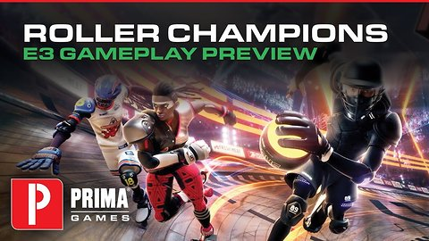 Roller Champions Preview | A Hit We Weren't Expecting To Love