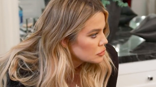 Khloe Kardashian ANNOYED With Baby TRUE!