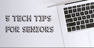 Helping seniors figure out technology