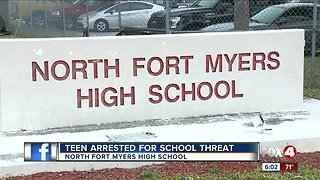 School threat North Fort Myers