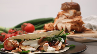 Homemade healthy kebab recipe - Video