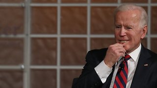 Joe Biden Publicly Addresses Allegations Of Inappropriate Touching
