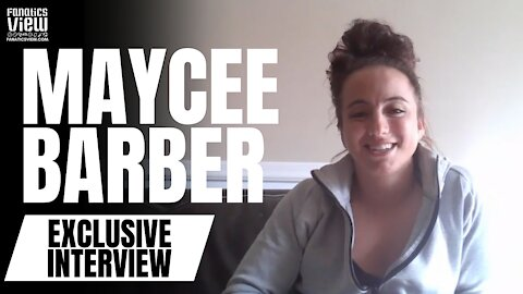 Maycee Barber Previews Alexa Grasso Fight, Talks Recovering from Injury & Mike Tyson Fight