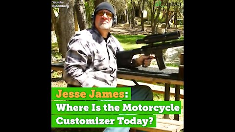 Jesse James: Where Is the Motorcycle Customizer Today?