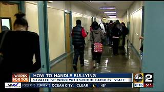 Tips on what to do if your child is getting bullied - Video