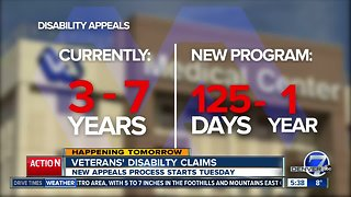 VA trying to speed up disability appeals
