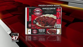 Thousands of Boston Market frozen dinners recalled for possible glass or hard plastic contamination