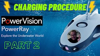 Powervision Power Ray Charging Part 2