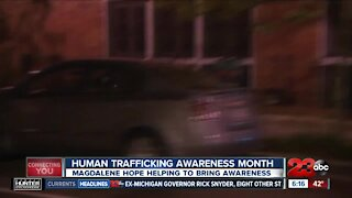 Magdalene Hope bringing awareness to human trafficking in Bakersfield