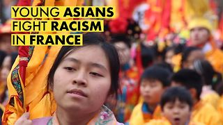 Racism in France: young Asians have had enough - Video