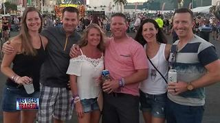 Wisconsin couple remembers Las Vegas shooting - Video