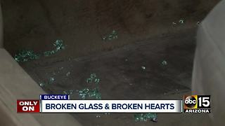 Buckeye neighborhood looking for vandals damaging car windows - Video
