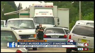 Jury selection nearly over in Lehigh Acres triple murder - Video