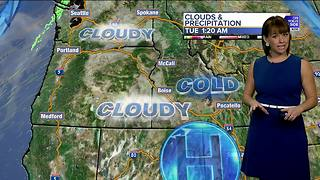 Cold, overcast conditions continue across SW Idaho for a few more days - Video