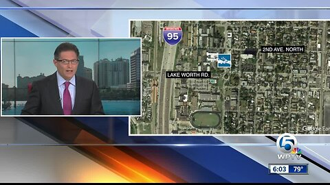 Woman dies in crash Friday night in Palm Beach County
