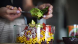Simply Sweet Mexican Salad - Video